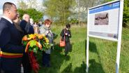 Herdenking crash van Britse bommenwerper in Zuurbemde