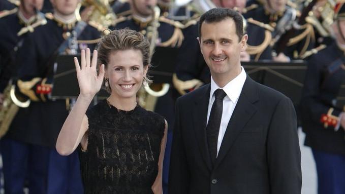 'Moeder van Assad wil weg'   Buitenland   AD.nl