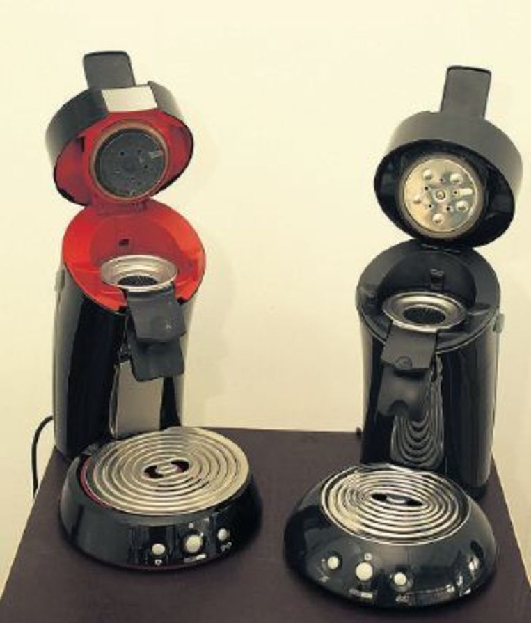Een stakend koffiezetapparaat kan voor een gepeperde rekening zorgen. Beeld