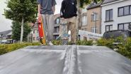 Deze zomer mobiel skatepark op parking Sint-Martinus in Dreef Zomergem