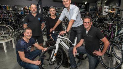Fietsen Soenen voortaan speciaalzaak voor e-bikes