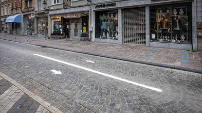"""Burgemeester van Brugge kwaad op UNIZO: """"Verkeersvrije straten zijn noodzakelijk voor veiligheid"""""""