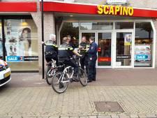 Winterswijker opgepakt voor gewapende overval op Scapino