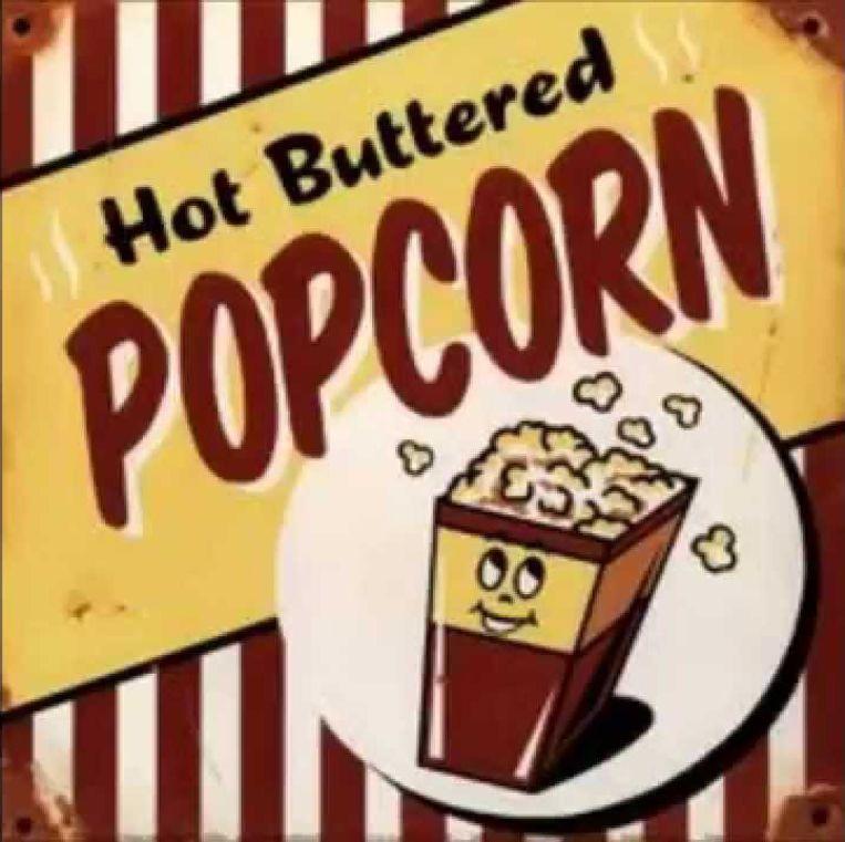 Gherson Kingsley, Popcorn, 1969. Beeld