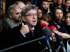 """La """"blague""""de Mélenchon après la mise en quarantaine d'un député"""