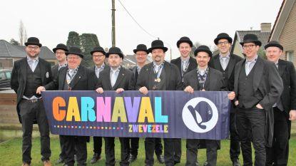 Volksfeest ter ere van 50 jaar carnaval