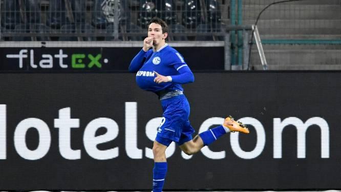 Schalke nog wat dieper in de miserie: Raman scoort pareltje voor rode lantaarn, maar krijgt 4-1 om de oren bij Gladbach