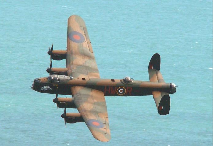 De Lancaster PA474.