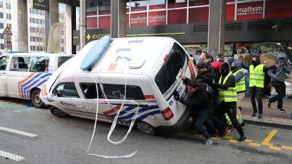 In totaal 82 mensen opgepakt bij Brussels gele hesjes-protest