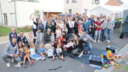 Bewoners Schoolgatweg komen samen voor vierde straatfeest