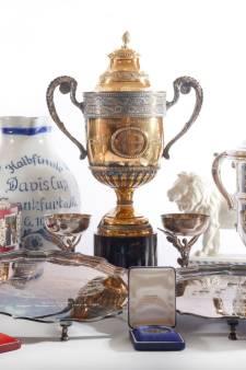Trofeeën van Boris Becker onder de hamer