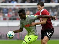 Eerste punt van het seizoen voor 1. FC Köln