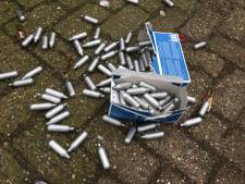 Creatief verbod op lachgas in Veldhoven