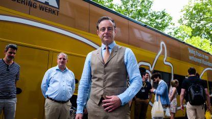 De Wever naar Vogeltjesmarkt