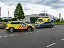 Scooterrijder raakt gewond bij ongeval in Duiven
