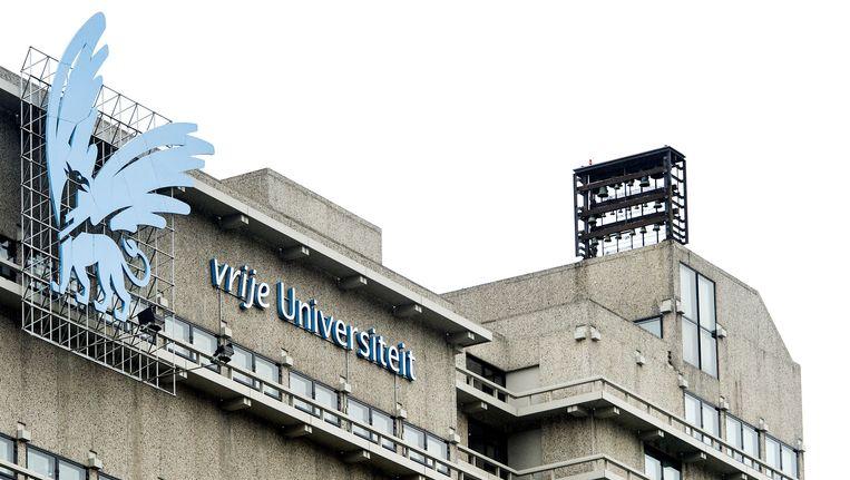 Voor het eerst in vier jaar eindigt de VU hoger dan de UvA Beeld anp
