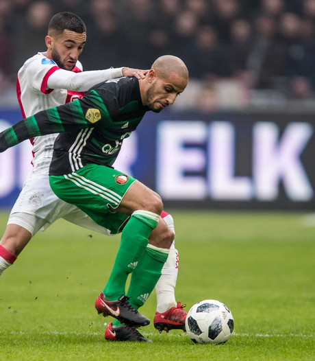 El Ahmadi: Gat met Ajax en PSV is nu wel erg groot