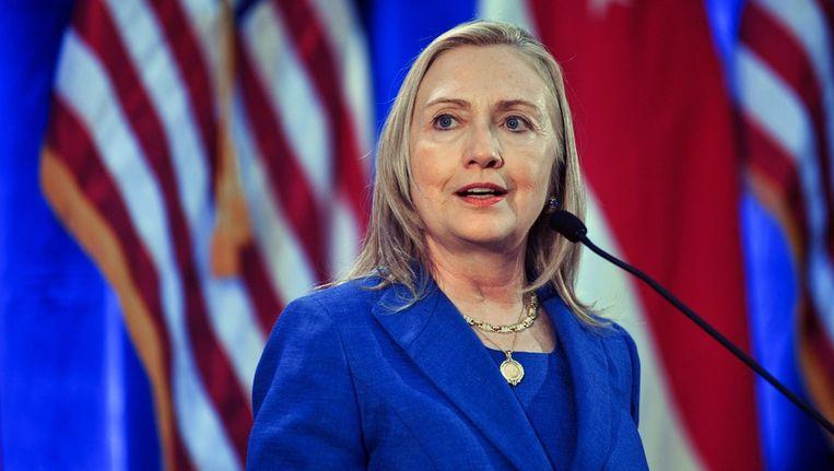 Hillary Clinton. Beeld epa