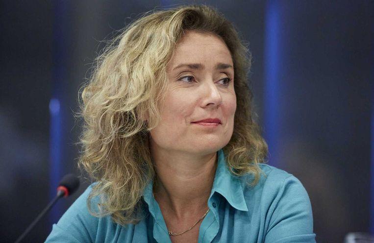 D66-Tweede Kamerlid Vera Bergkamp Beeld anp