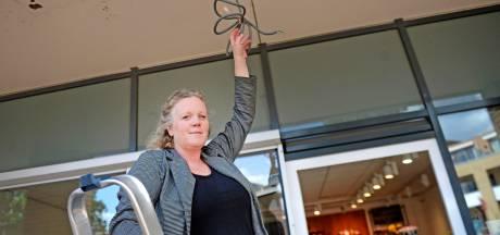 Lichtbak van Gerlinda's bakkerij in Nijverdal gesloopt: 'Waardeloos!'