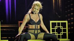 Britney in het Sportpaleis: sexy show boordevol hits