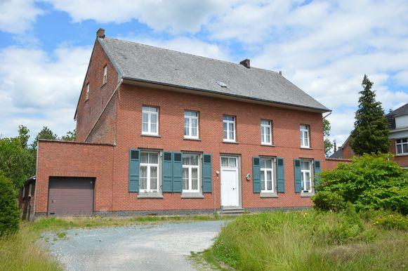 De pastorie van Neigem.