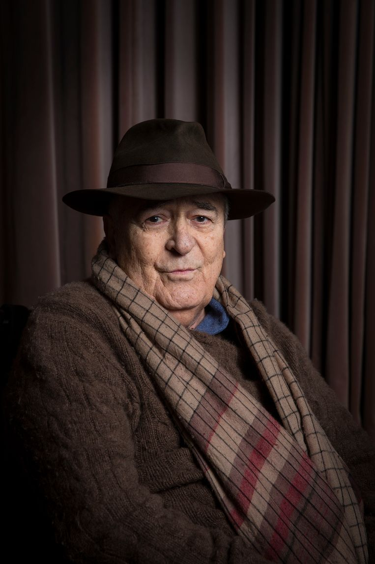De Italiaanse regisseur Bernardo Bertolucci in 2013. Beeld Arie Kievit