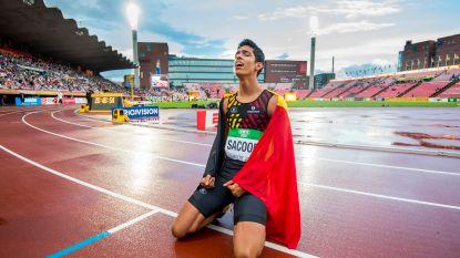 Historisch Sacoor wereldkampioen junioren met verbluffende tijd