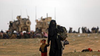 """""""Laatste IS-enclave in Syrië gevallen, honderden jihadisten geven zich over"""""""