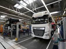 DAF bouwt in Eindhoven extra trucks voor Engeland