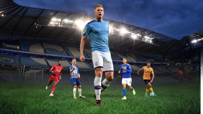 Alleenheerser in de Premier League: Kevin De Bruyne zet elf collega-Duivels ver in zijn schaduw