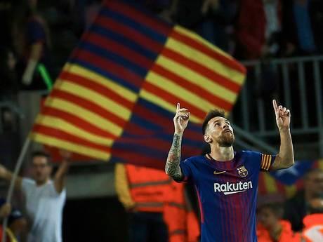 Geniet hier mee van de Messi-show in Camp Nou