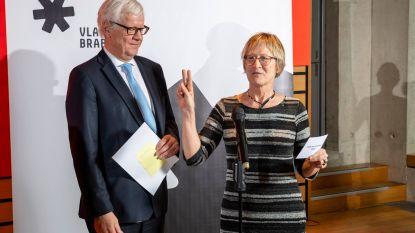 Gerda Van den Brande legt eed af als burgemeester