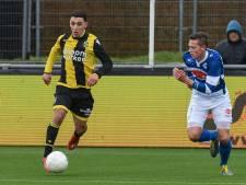 Tiental Jong Vitesse verliest van koploper AFC