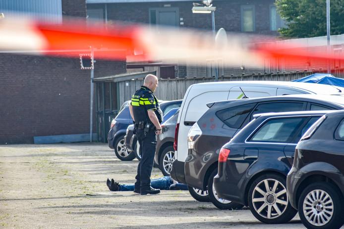 Politieonderzoek in Eindhoven. Het onderwijs voor aankomende rechercheurs rammelt flink.
