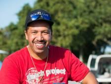Araldo (43) gaf zich niet zonder slag of stoot over aan kanker