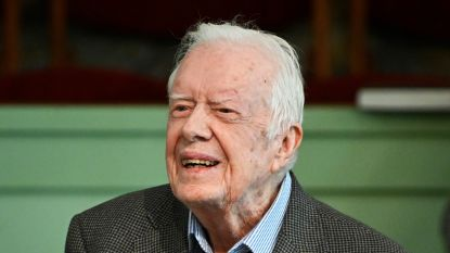 Amerikaanse oud-president Jimmy Carter (95) opnieuw in ziekenhuis