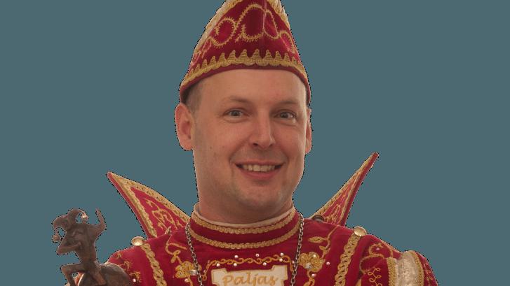 Prins Ruud de Tweede stapt uit de schaduw