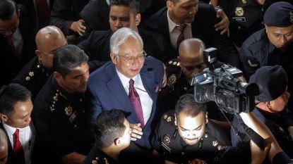 Maleisische ex-premier aangeklaagd in corruptiezaak