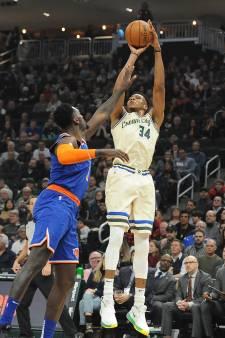 Bucks onstuitbaar in NBA