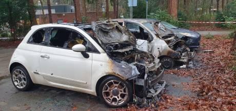Drie auto's bij zorgcentrum De Blauwe Kamer Breda uitgebrand, directeur: 'Ik geloof niet in toeval'