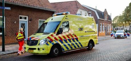 Fietser naar ziekenhuis na ongeluk in Boxmeer