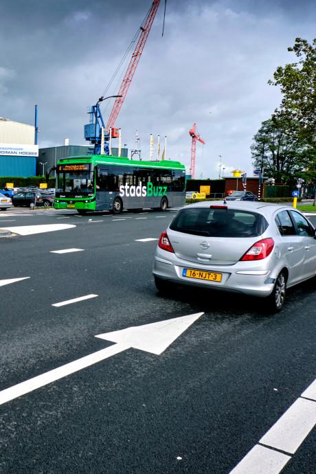 Gemeente kan aan de slag met pot witte verf op Merwedestraat: gemeenteraad achter plan
