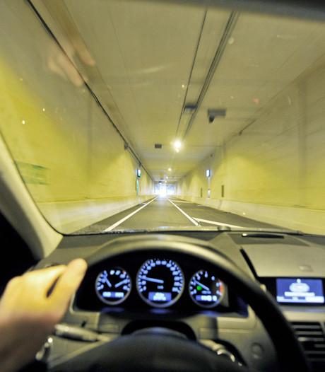Tunnel in Nijverdal dicht wegens technische storing