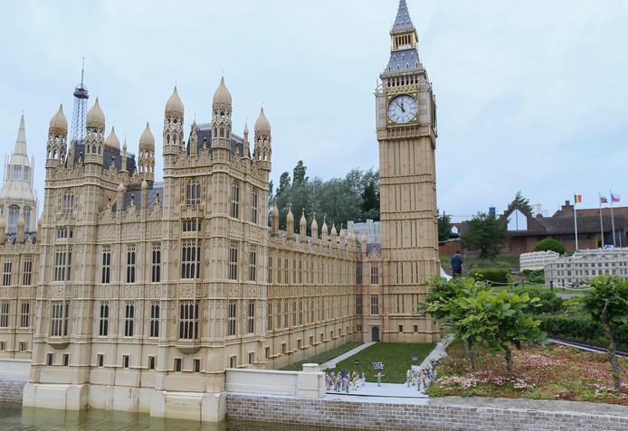 Le Royaume-Uni ne disparaîtra pas de mini-Europe