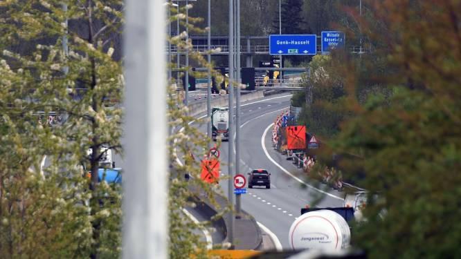 E314 in Leuven weer open na spoedherstelling wegdek