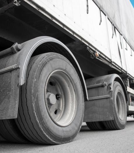 Zwabbertruck mag Apeldoorn pas verlaten met 1200 kg extra lading