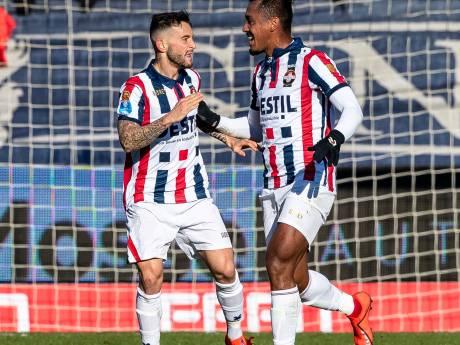 Overzicht | Jong Brabant verzet wedstrijd voor Willem II-NAC, SBV wint in hele slechte wedstrijd