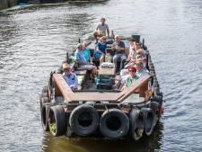 Bootbewoners klagen over overlast op Zwolse grachten