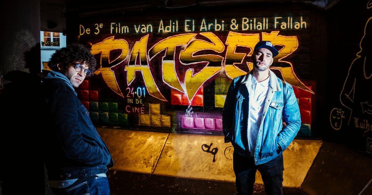 """Regisseursduo Adil El Arbi en Bilall Fallah: """"Voor hetzelfde geld waren wij nu ook drugsdealers"""""""
